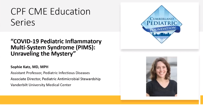 COVID-19 Pediatric Inflammatory Multi-System Syndrome (PIMS): Unraveling the Mystery